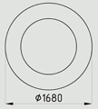 Опорное кольцо ФОПС ОК-1,5-1,5