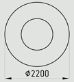 кольцо ОК-2,0-1,5